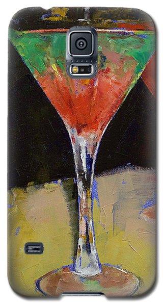 Watermelon Martini Galaxy S5 Case by Michael Creese