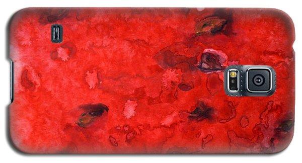 Watermelon  Galaxy S5 Case by Zaira Dzhaubaeva