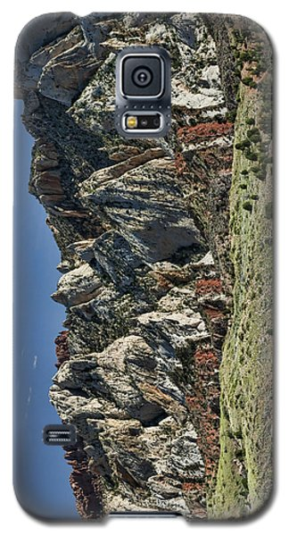 Galaxy S5 Case featuring the photograph Waterpocket Fold - Phone Case by Gregory Scott