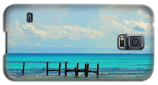 waters of Mexico    Galaxy S5 Case