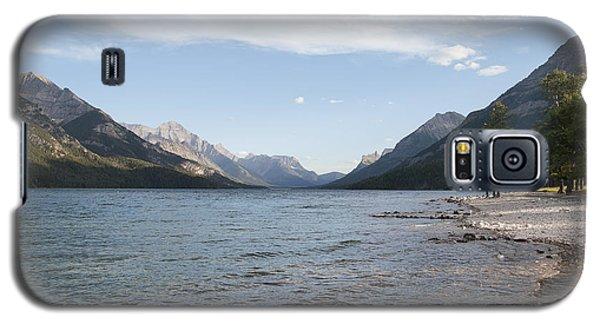 Waterton Lake Galaxy S5 Case