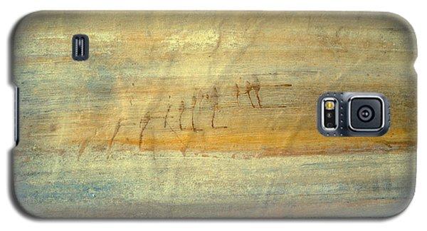 Waterworld #1267 Galaxy S5 Case