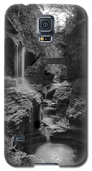 Watkins Glen 02 Bw Galaxy S5 Case