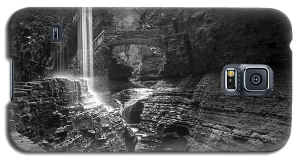 Watkins Glen 04 Bw Galaxy S5 Case
