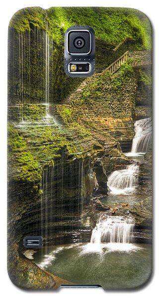 Watkins Glen Falls Galaxy S5 Case