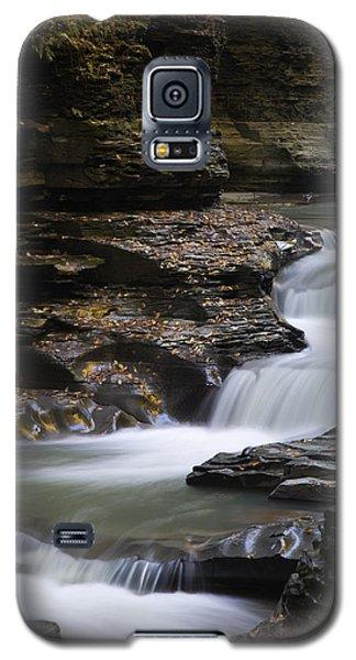 Watkins Glen State Park Galaxy S5 Case