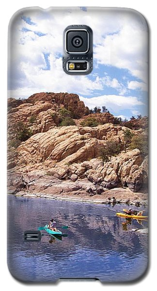 Watson Lake Kayaks Galaxy S5 Case