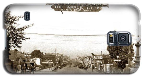 Watsonville California  The Apple City Circa 1926 Galaxy S5 Case
