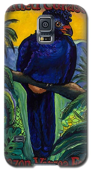 Wattled Carassow Galaxy S5 Case