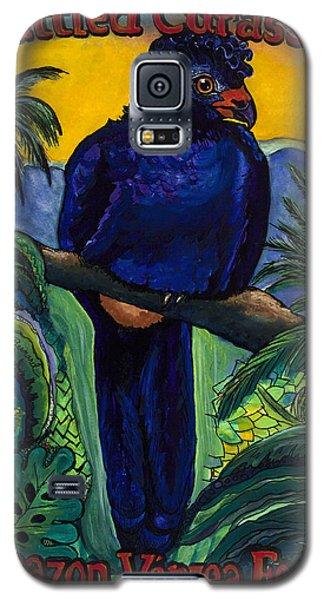 Wattled Carassow Galaxy S5 Case