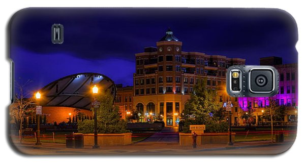 Wausau's 400 Block After Dark Galaxy S5 Case
