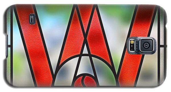 Wauwatosa Stain Glass Galaxy S5 Case