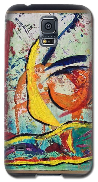 Wave Action Galaxy S5 Case