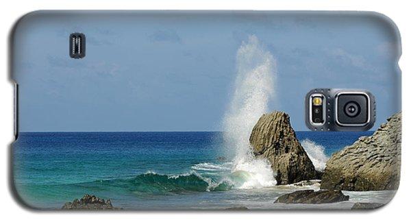Wave At Boldro Beach Galaxy S5 Case