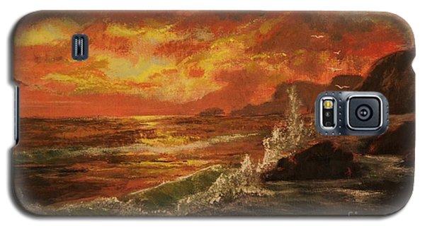 Wave Crash Galaxy S5 Case