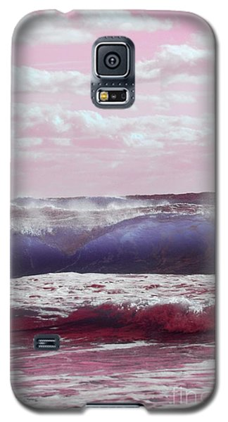 Wave Formation 2 Galaxy S5 Case