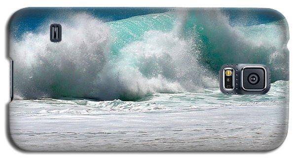 Wave Galaxy S5 Case by Karon Melillo DeVega