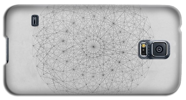 Wave Particle Duality Original Galaxy S5 Case by Jason Padgett