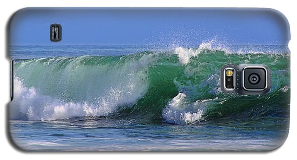 Wave Study 97 Galaxy S5 Case