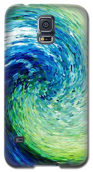 Wave To Van Gogh Galaxy S5 Case