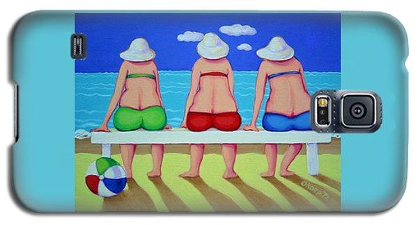 Wave Watch - Beach Galaxy S5 Case