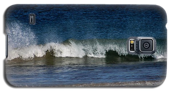 Waves And Surf Galaxy S5 Case