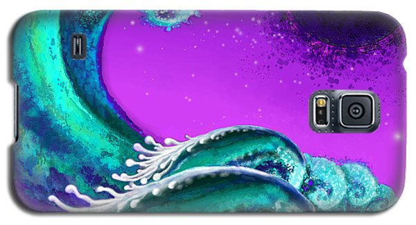 Waves Galaxy S5 Case