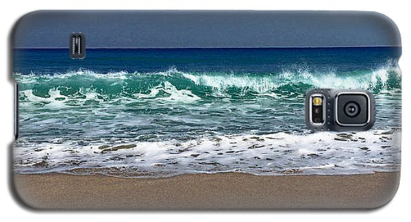 Waves Of Happiness  Galaxy S5 Case