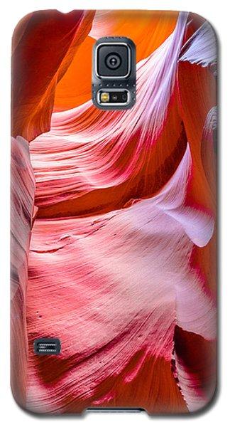 Waves Of Redrock Galaxy S5 Case