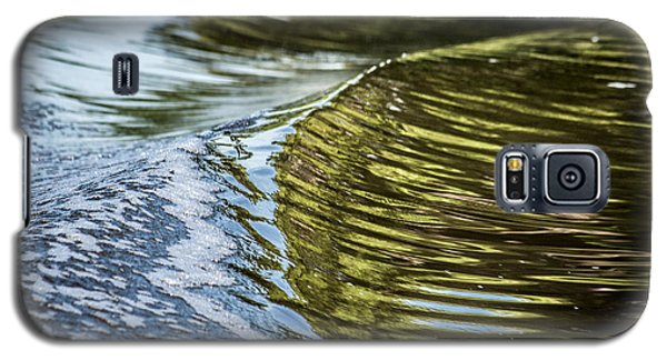 Waves Of Reflections Galaxy S5 Case by Brian Wright