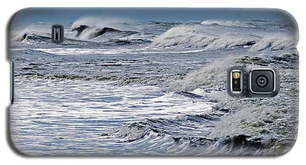 Waves Off Sandfiddler Rd Corolla Nc Galaxy S5 Case