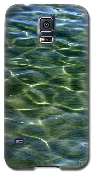Waves On Lake Tahoe Galaxy S5 Case