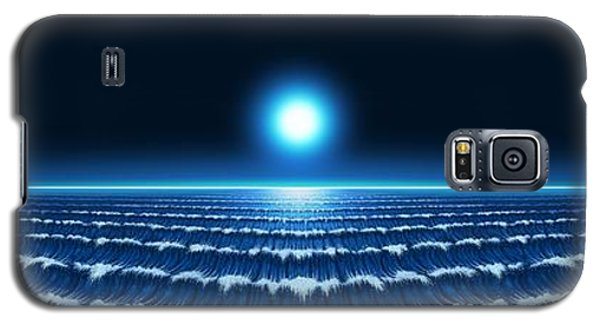 Waves Galaxy S5 Case