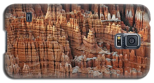Waving Spires In Bryce Canyon National Park Galaxy S5 Case