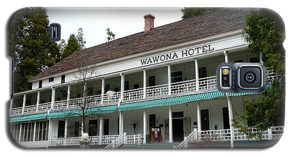 Wawona Hotel In Yosemite  Galaxy S5 Case