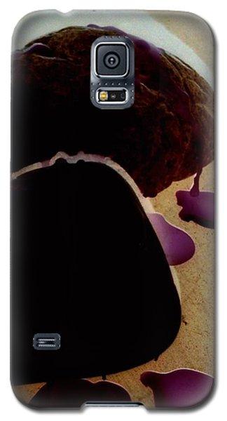 Galaxy S5 Case - Waxy Stones by Orphelia Aristal