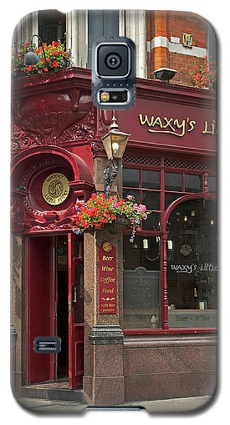 Waxy's Little Sister Pub Galaxy S5 Case