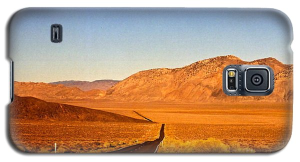 Way Open Road Galaxy S5 Case by Byron Varvarigos