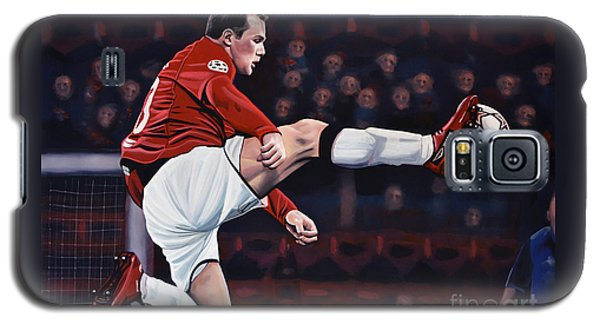 Wayne Rooney Galaxy S5 Case