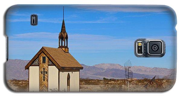 Wayside Chapel Galaxy S5 Case by Dan Redmon
