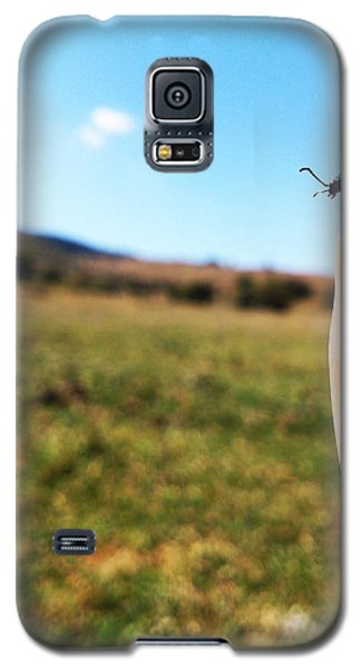 We Are One II Galaxy S5 Case by Lucy D
