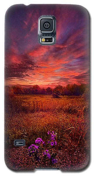 We Find Our Own Story Galaxy S5 Case