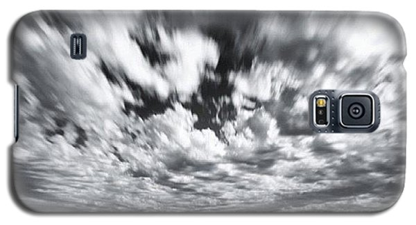Galaxy S5 Case - We Have Had Lots Of High Clouds And by Larry Marshall