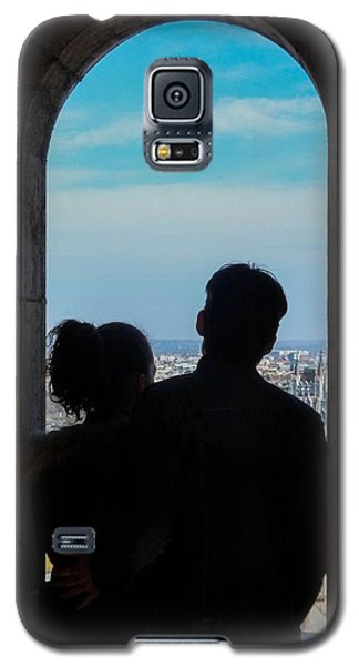 We Meet A Partner Galaxy S5 Case