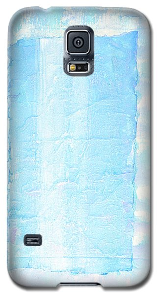 Galaxy S5 Case featuring the painting We Will Take To Sky by Asha Carolyn Young