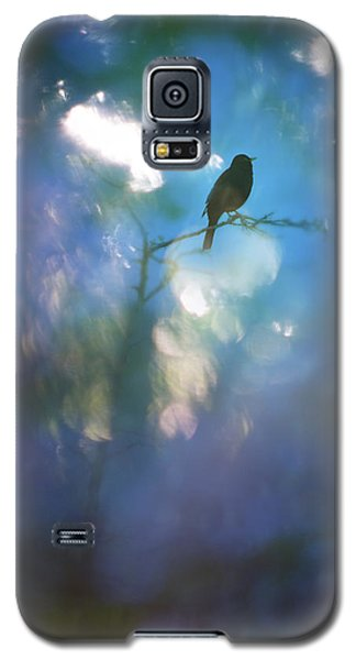 Galaxy S5 Case featuring the photograph Weather To Fly  by Richard Piper