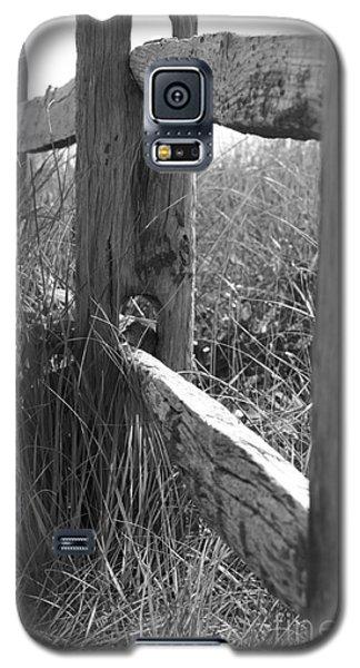 Weathered Galaxy S5 Case by Barbara Bardzik