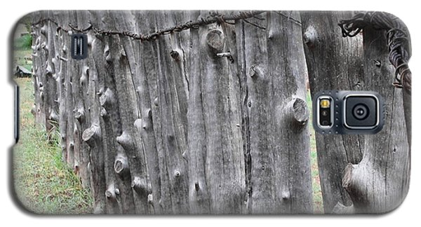 Galaxy S5 Case featuring the photograph Weathered by Natalie Ortiz