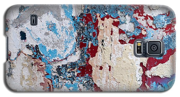 Weathered Wall 02 Galaxy S5 Case