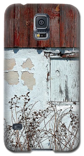 Weathered Window Galaxy S5 Case